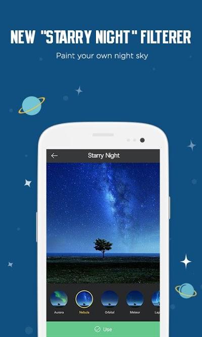 カメラ360 Androidアプリ