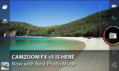 カメラZOOM FX Premium Androidアプリ
