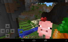 Minecraft Androidアプリ