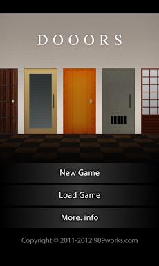 脱出ゲーム DOOORS Androidアプリ