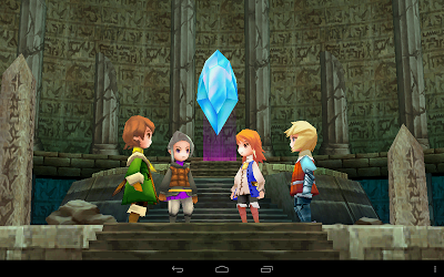 FINAL FANTASY III Androidアプリ