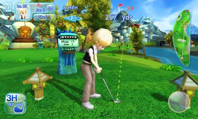 レッツ!ゴルフ 3 Androidアプリ
