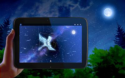 星座表 Androidアプリ