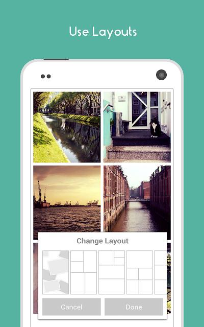 PicCollage - コラージュ、写真編集 & 画像加工 Androidアプリ