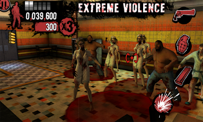 House of the Dead Overkill: LR Androidアプリ