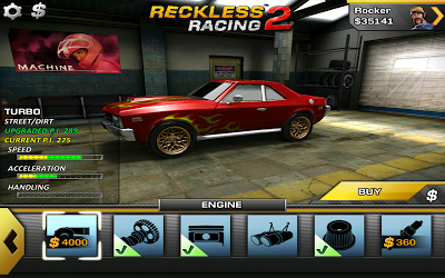 Reckless Racing 2 Androidアプリ
