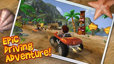 Beach Buggy Blitz Androidアプリ