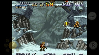 METAL SLUG Androidアプリ