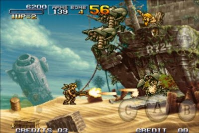 METAL SLUG 3 Androidアプリ