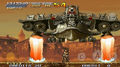 METAL SLUG X Androidアプリ