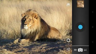 カメラ ICS+ - Camera ICS+ Androidアプリ