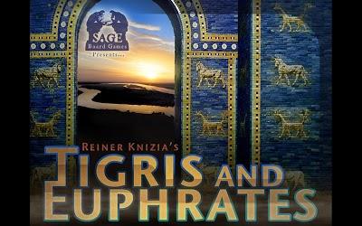 Reiner Knizia Tigris&Euphrates Androidアプリ