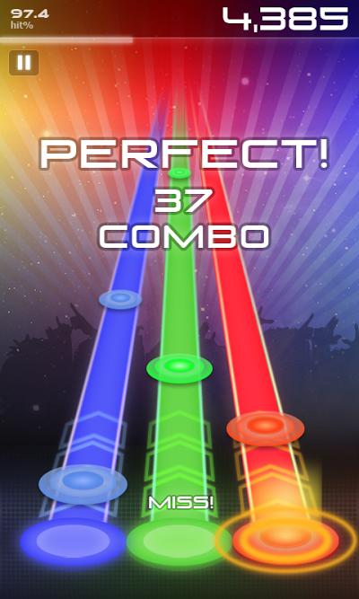 ミュージックヒーロー Music Hero Androidアプリ