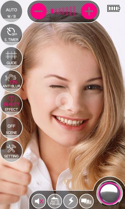 エンジェル カメラ DX Androidアプリ