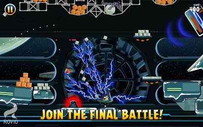 Angry Birds Star Wars Androidアプリ