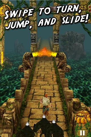 Temple Run Androidアプリ