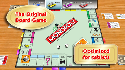 MONOPOLY Androidアプリ