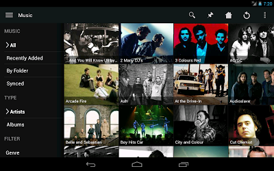 Plex: Stream Movies, Shows, Music, and other Media Androidアプリ