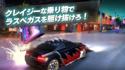 ギャングスター ベガス ~シューティング・マフィアゲーム~ Androidアプリ