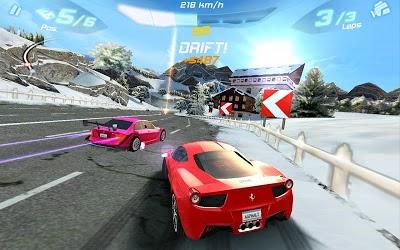 アスファルト6:Adrenaline Androidアプリ
