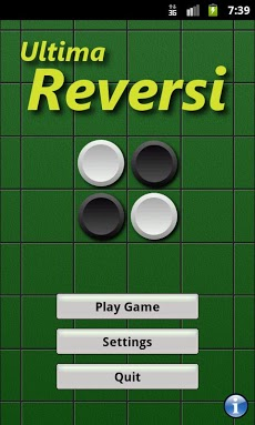 Ultima Reversi (リバーシ) Androidアプリ
