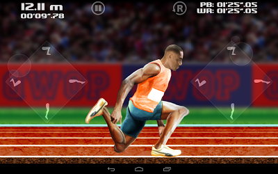 QWOP Androidアプリ