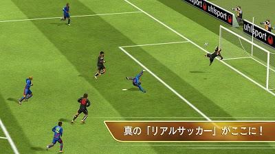 リアルサッカー2013 Androidアプリ
