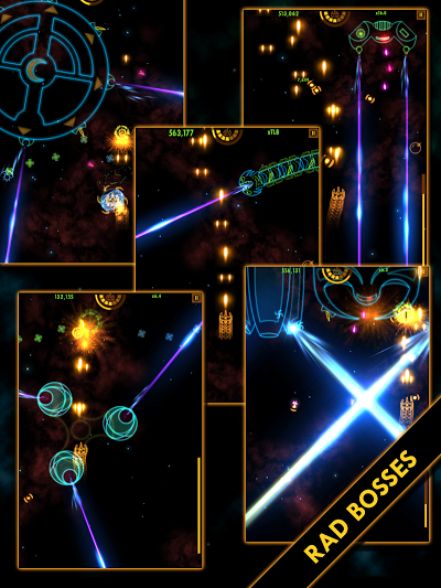 Plasma Sky - rad space shooter Androidアプリ