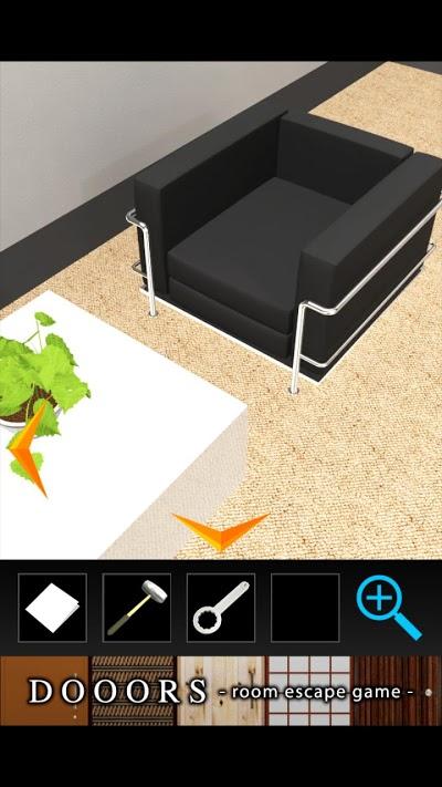 脱出ゲーム GAROU Androidアプリ