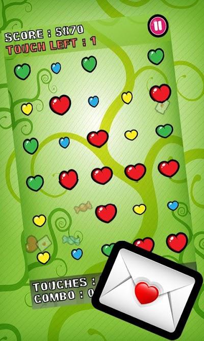 バブルブラストバレンタイン (Bubble Blast) Androidアプリ