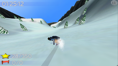 Big Mountain Snowboarding Androidアプリ
