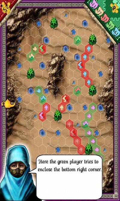 Knizia's Through the Desert Androidアプリ