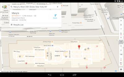 マップ - ナビ、乗換案内 Androidアプリ