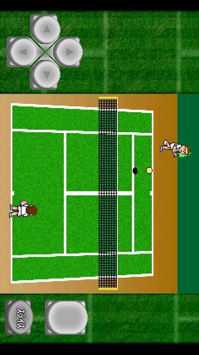 がちんこテニス Androidアプリ