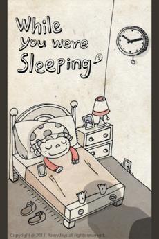 あなたが寝てる間に Androidアプリ