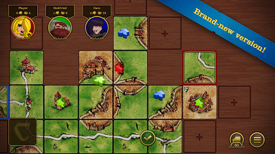Carcassonne [カルカソンヌ] Androidアプリ
