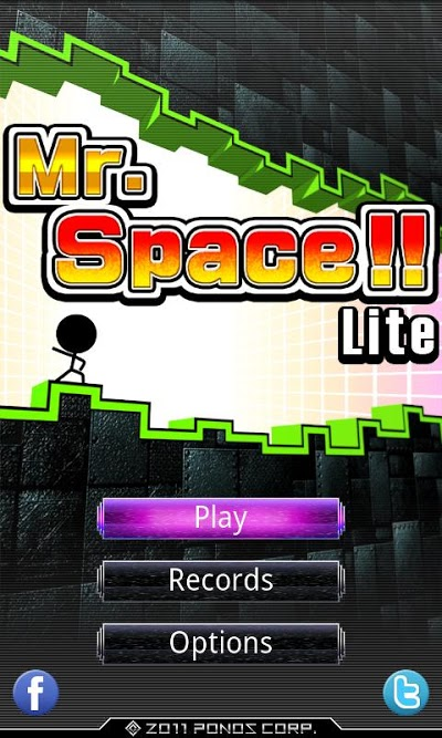 Mr.Space!! Lite Androidアプリ