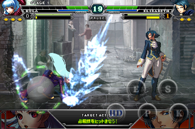 THE KING OF FIGHTERS-A 2012 Androidアプリ