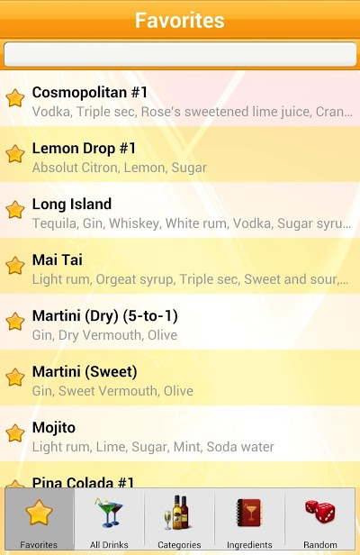 8,500+ Drink Recipes Free Androidアプリ