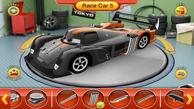Cars 2 Read and Race Androidアプリ