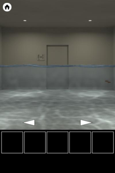 脱出ゲーム SUNKEN ROOM Androidアプリ