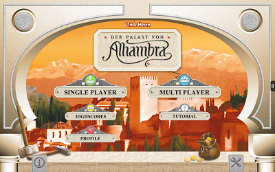 Alhambra Game Androidアプリ