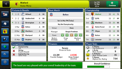 Football Manager Handheld 2014 Androidアプリ