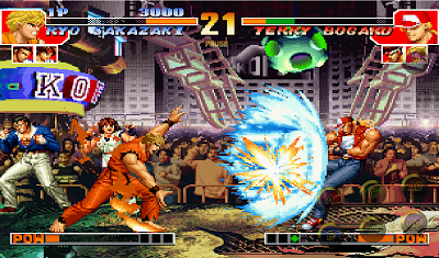 THE KING OF FIGHTERS '97 Androidアプリ