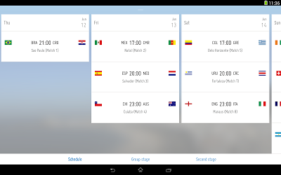 FIFA - Tournaments, Football News & Live Scores Androidアプリ