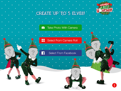 ElfYourself® By Office Depot Androidアプリ