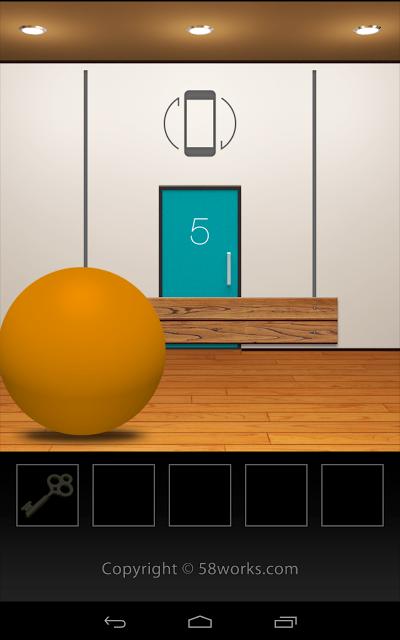 脱出ゲーム DOOORS3 Androidアプリ