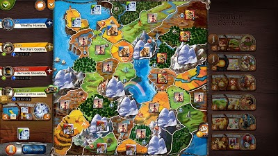 Small World: Civilizations & Conquests Androidアプリ