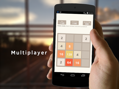 2048 Number puzzle game Androidアプリ