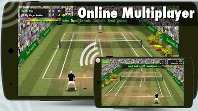 テニス 3D 2014 Androidアプリ